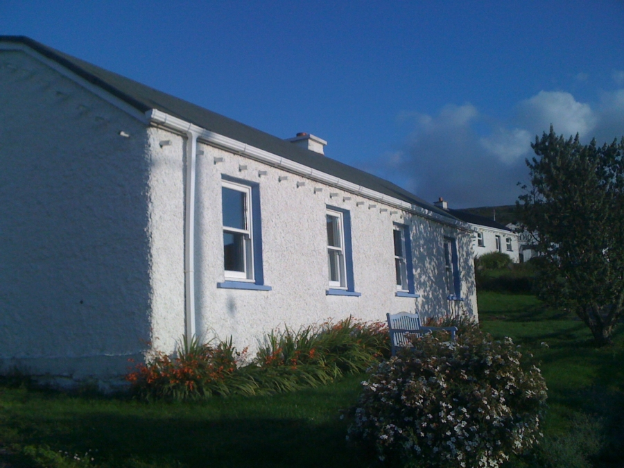 Holiday home in the Gleann Cholm Cille Gaeltacht